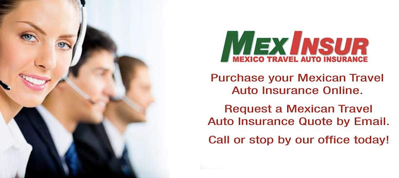 Travel To Mexico Insurance