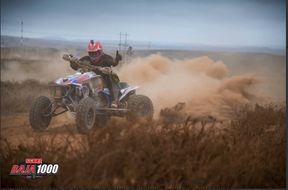 Quad Racing Baja 1000